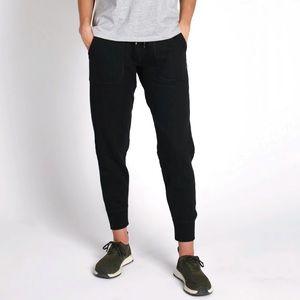IM Imperial motion mills black jogger sweatpants